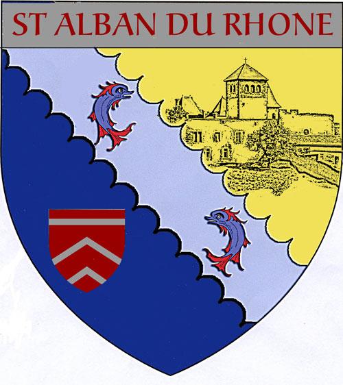St Alban du Rhône